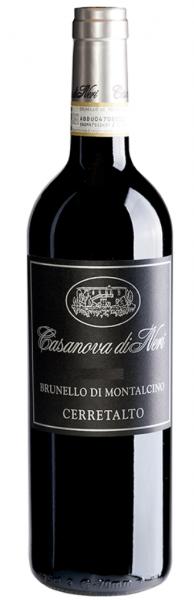 Casanova di Neri Cerretalto 2012 Brunello di Montalcino Tenuta Nuova Toscana