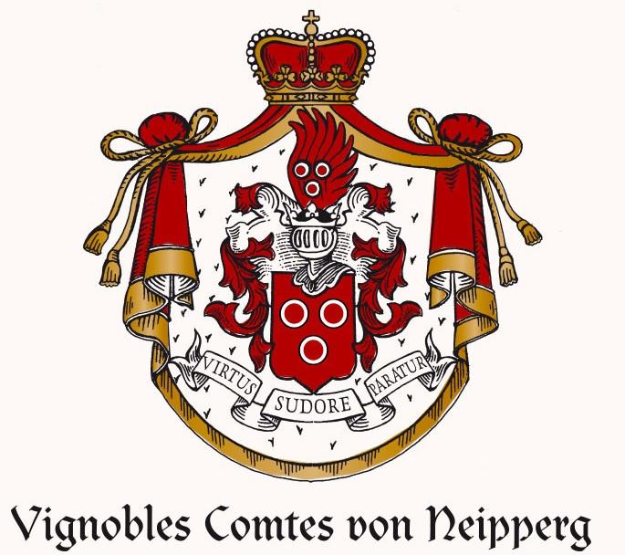 Vignobles Comtes von Neipperg BP 34 - 33 330 Saint-Emilion - Frankreich