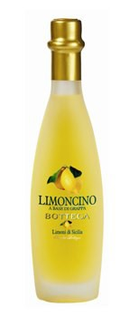 Limoncino alla Grappa Distilleria Bottega 200 ml.