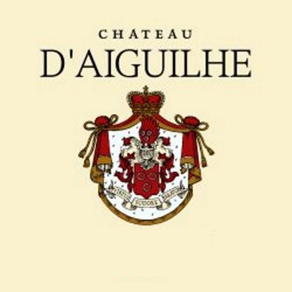 Chateau d'Aiguilhe Côtes de Castillon AOC 2003