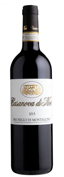 Casanova di Neri Brunello di Montalcino 2015 Magnumflasche