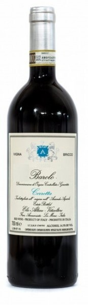 Barolo DOCG Cerretta Vigna Bricco 2010 Elio Altare