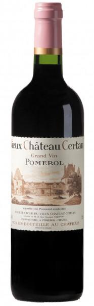 Vieux Chateau Certan Pomerol 2006