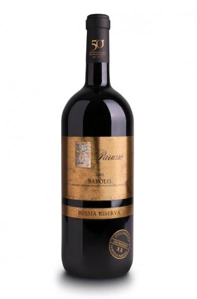 Parusso Barolo Bussia Riserva 2000 Oro per Francesco Magnumflasche 1,5 Liter