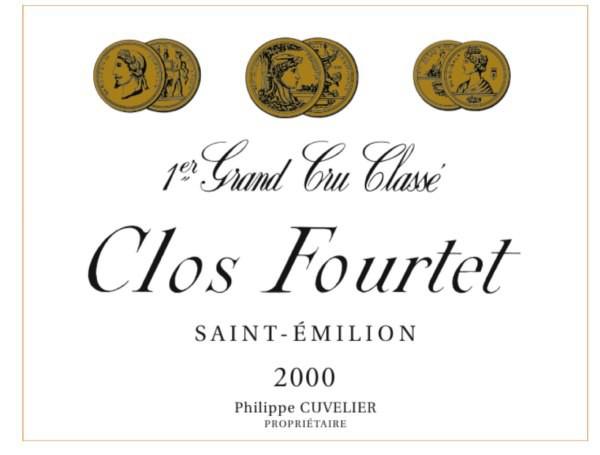 Chateau Clos Fourtet 2007 Saint-Emilion