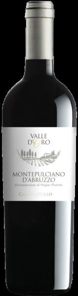 Montepulciano DOC Valle D'Oro 2016