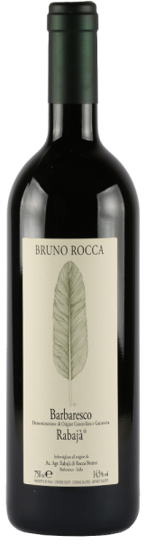 Bruno Rocca Barbaresco Rabajà 2010