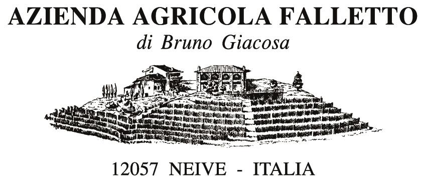 BRUNO GIACOSA - Via XX Settembre, 52 - 12052 Neive (Cn) - Italia