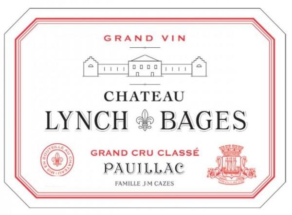Chateau Lynch-Bages 5e Cru Classe 2011 90 Parker Punkte